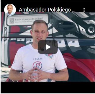 Ambasador Polskiego Transportu Grupa Wróbel