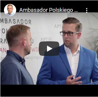 Ambasador Polskiego Transportu rozmowa Krzysztof Dybo