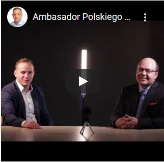 Ambasador Polskiego Transportu wywiad z François Nicolas Wójcikiewicz